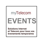 SDSL Internet  4 Mb  myTelecom Events
